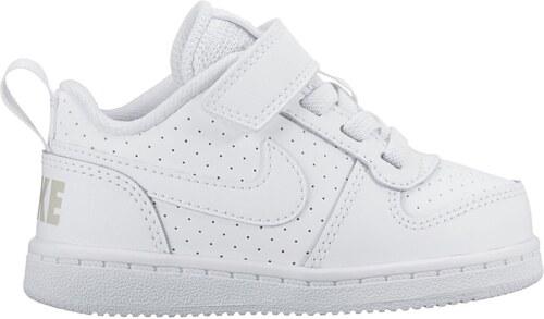 Dětské tenisky Nike COURT BOROUGH LOW (TDV) WHITE WHITE - Glami.cz 474f58856c