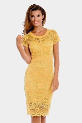 Krajkové společenské šaty f8bb5d89c1
