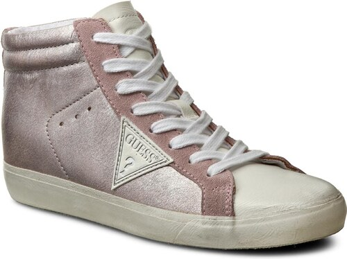 e7cad367f6 Sneakersy GUESS - Holly FLHOL1 ELE12 PINK - Glami.cz