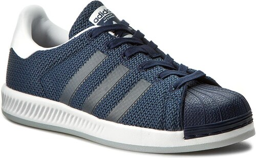 sports shoes d9f9f 0d419 Pantofi adidas - Superstar Bounce S82238 ConavyConavyFtwwht