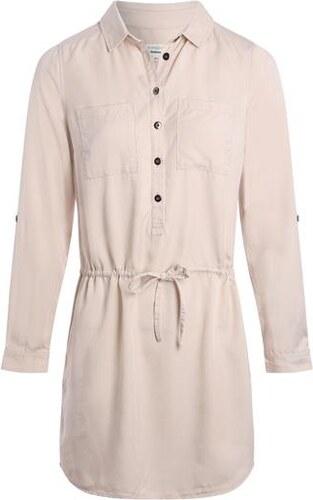 Robe saharienne Beige Coton - Femme Taille 42 - Cache Cache - Glami.fr 48ae00103b50