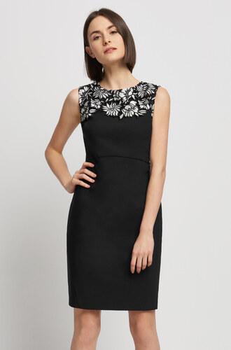dd12e1452dca Orsay Puzdrové šaty s čipkou - Glami.sk