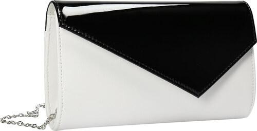 d7ae0c54e0 Baťa Listová kabelka s asymetrickou klopou - Glami.sk