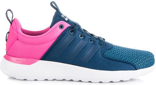 5125fd21a4f5 Jednoduché modro-ružové dámske športové tenisky Adidas - Glami.sk