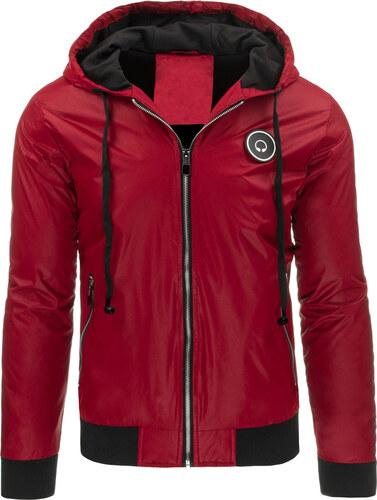 b5ec4029f Pánska červená bunda jar / jeseň (tx1571) odtiene farieb: červená ...