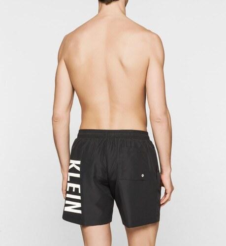 Calvin Klein černé pánské plavky Medium Drawstring - Glami.cz f2b4816a87