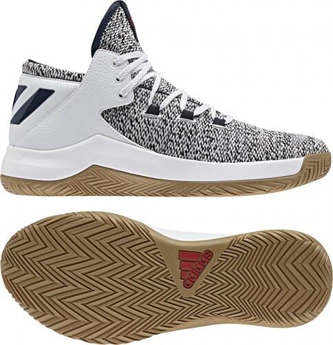 e47102663425 Basketbalové topánky adidas Performance Rise Up (Čierna   Biela ...