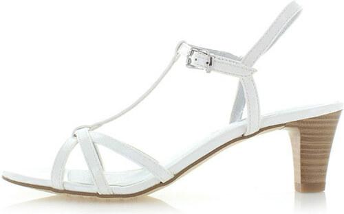 7ef07aa31153 Biele sandále Tamaris 28329 - Glami.sk