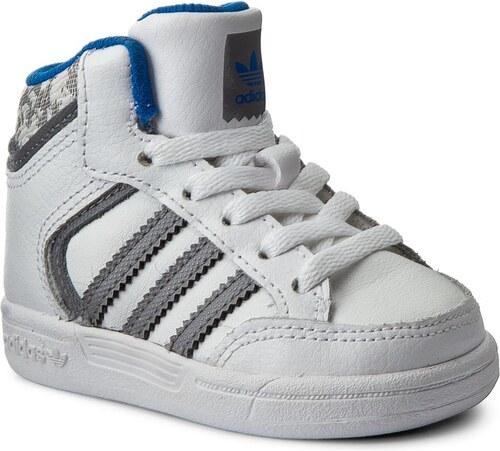 Boty adidas - Varial Mid I BB8774 Ftwwht Blubir Grey - Glami.cz 81802cb5d7a