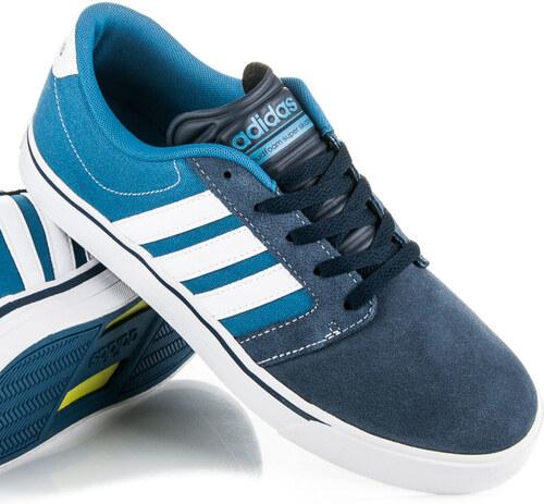 d9e5ad29dfb90 Klasické modré pánske športové tenisky Adidas - Glami.sk