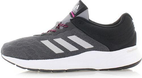 f8615cfd2b adidas PERFORMANCE Szürke-fekete női tornacipő ADIDAS Fluidcloud W ...
