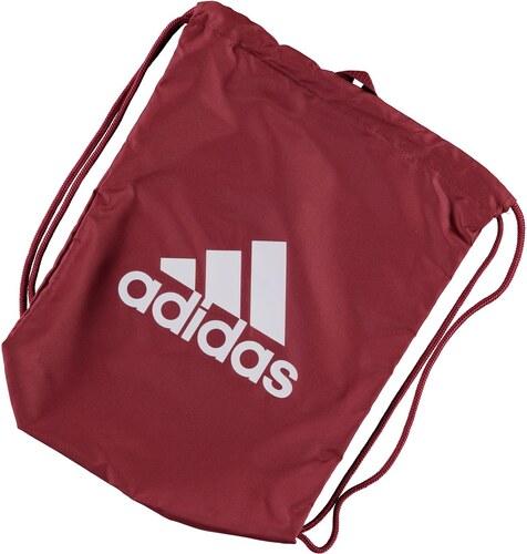 Taška adidas Performance Logo Gym Sack - Glami.sk d030cbbb87