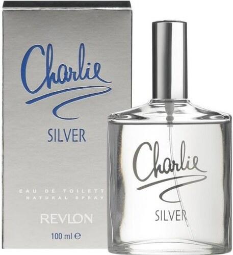 b3c9cf0bea REVLON Charlie Silver - toaletná voda 100 ml - Glami.sk