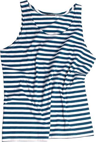 56269b96a28a Mil-Tec tielko marine pruhované modré - Glami.sk