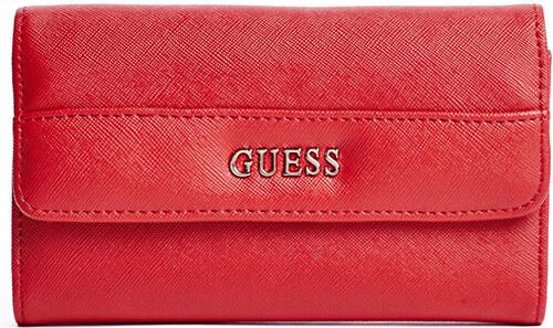 99f728d34 Guess Elegant nej peňaženka Alessandra Slim Wall et Red - ZĽAVA ...
