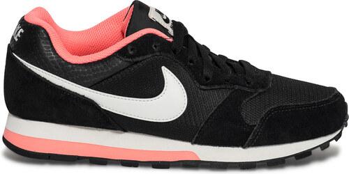 924b3060bee9c Basket Nike femme noir et rose fluo - Glami.fr