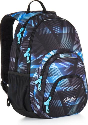 Studentský batoh HIT 886 D blue e354ae2183