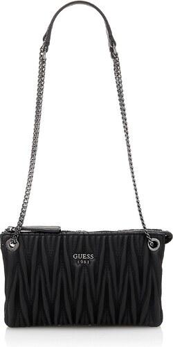Guess Keegan Petite Crossbody Bag Black - Glami.cz 73a93fbb6ec8f