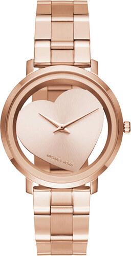 Luxusní hodinky Michael Kors rose gold MK3622 - Glami.cz 8852df66d7a