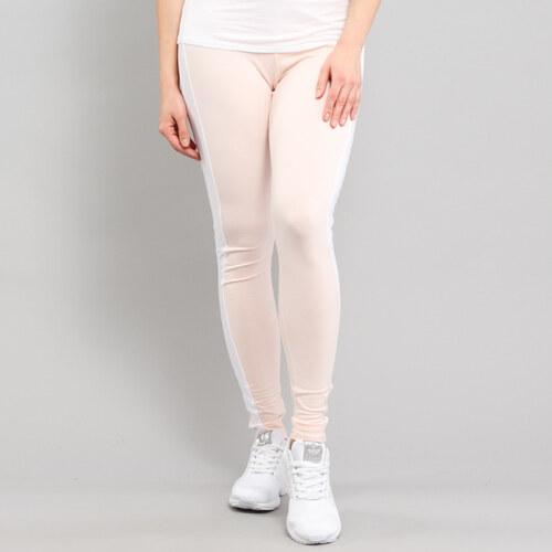 fdb322271da Urban Classics Ladies Retro Leggings růžové   bílé - Glami.cz
