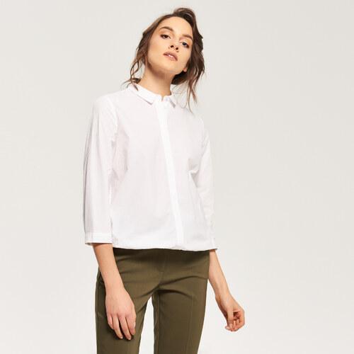 8ce4e9b615ff Reserved - Biela košeľa - Biela - Glami.sk