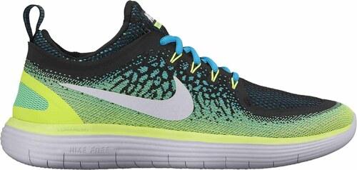 baef639e4dc Pánské běžecké boty Nike FREE RN DISTANCE 2 CHLORINE BLUE WHITE-ELECTRO GR