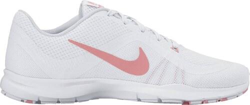 Dámské fitness boty Nike WMNS FLEX TRAINER 6 PREM WHITE BRIGHT MELON-PURE  PLATIN c5908dfd96