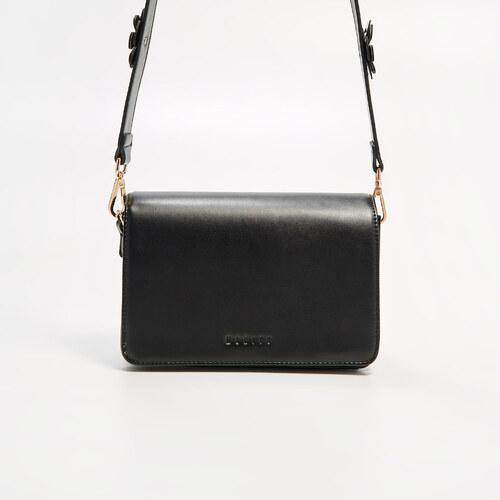 Mohito - Malá čierna kabelka - Čierna - Glami.sk 665f3fc0026