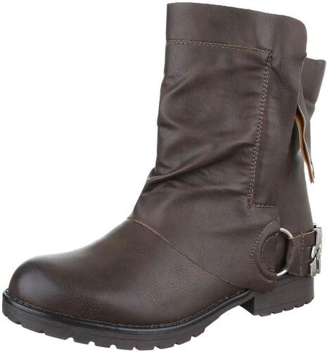6b2edcb9d4 Skvelé dámske štýlové členkové topánky - model BLANKA 02 - Glami.sk