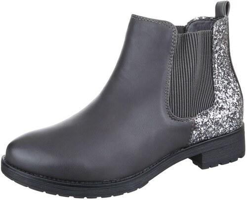 7d9abea64553 Nevšedné dámske členkové topánky pre luxusné ženy - model LÍZA 04 ...