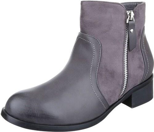 3370f99a3416 Nevšedné dámske členkové topánky pre luxusné ženy - model LÍZA 07 ...