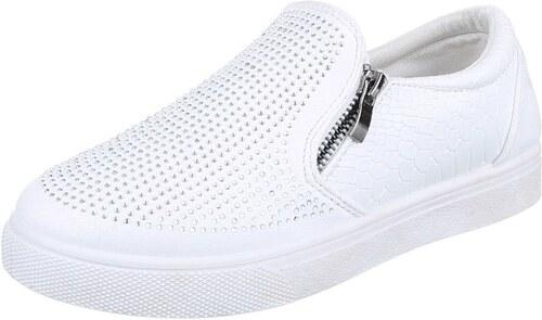 Dámske elegantné teniskky pre pohodlie nôžky - model CLAUDIA 06 ... 1db423f5ae
