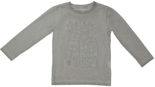 4e9552049614 Detské fajnové tričko od Zara Boys - svetlo šedé - Glami.sk