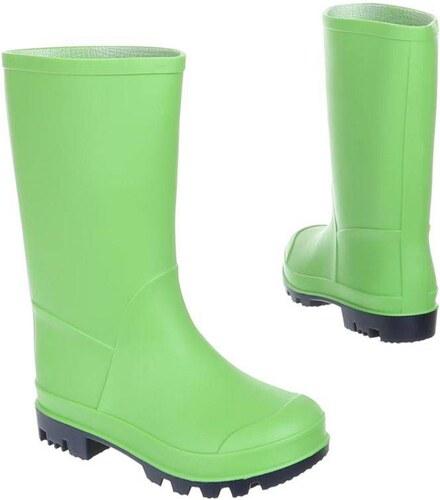 LUBI fashion Detské zelené gumáky Rákosníček - Glami.sk 9879754334d