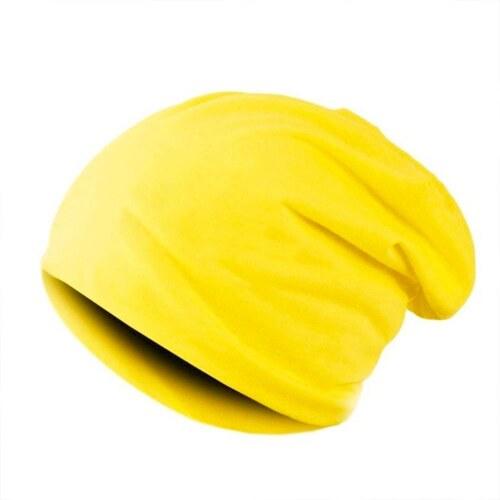 V V Čepice hip - hop homeless - unisex - výběr barev (žlutá barva ... 20e146a9a6