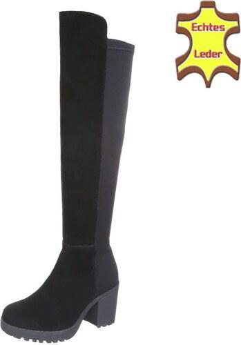 Poctivé dámske čižmy pre náročné ženy - model Žaneta 08 kožené ... 86b83811de1