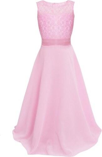 Dívčí slavnostní šaty pro družičky LENY - Glami.cz ae222146575