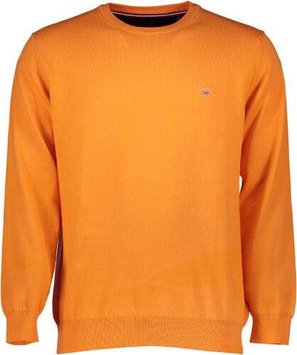 591806c9248b Pánsky sveter Gant - Oranžová   M - Glami.sk