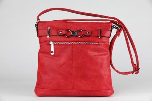 Crossbody kabelka ROMINA   CO MJ780 červená - Glami.cz 99fcd26ef7c