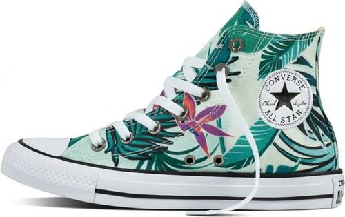 36496521e134 Sneakers - tenisky Converse Chuck Taylor All Star Fiberglass   Menta   White