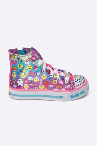 Skechers - Detské tenisky Twinkle Toes - Glami.sk b19888d10b8