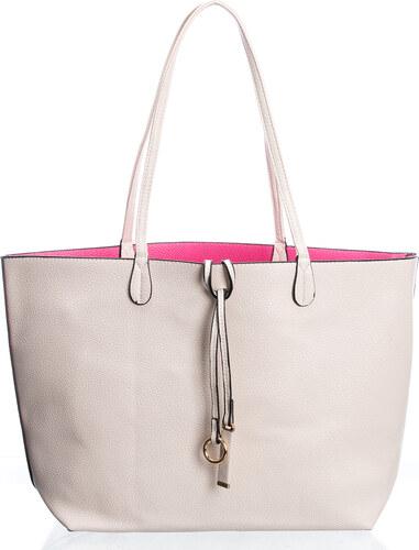 -33% Fashion Icon Dámská kabelka Simple Style 2v1 přes rameno i crossbody 33d4fbe748d