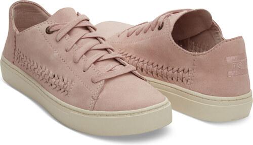 8a1298dfd8f7 Toms púdrové tenisky Lenox Pale Pink Decontructed - Glami.sk