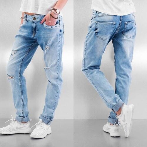 629e3a963dd Just Rhyse Lena Boyfriend Jeans Blue - Glami.cz