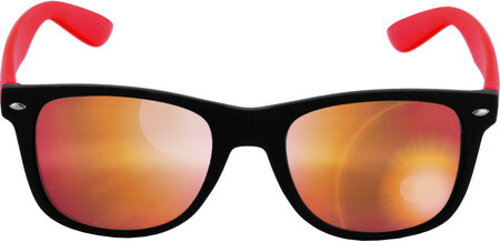 Urban Classics Sunglasses Likoma Mirror blk/red 3DlBZ