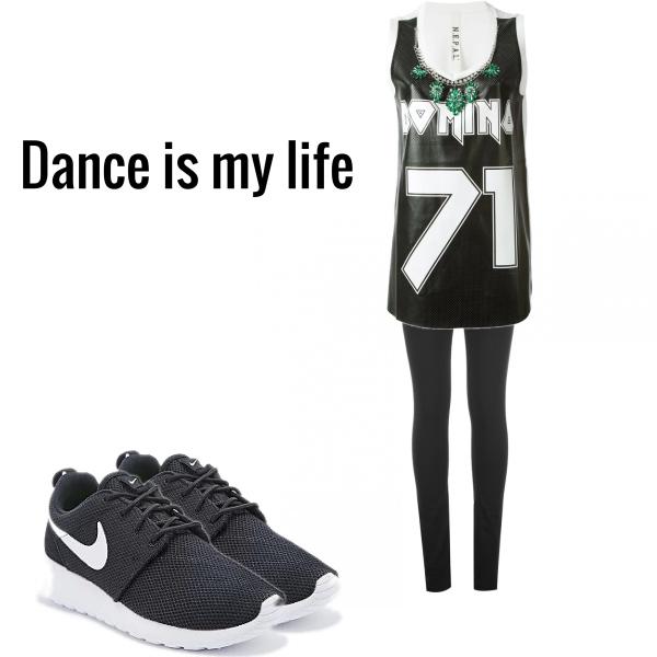 """DANCE"" set"