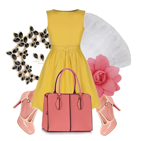 Pink bag!