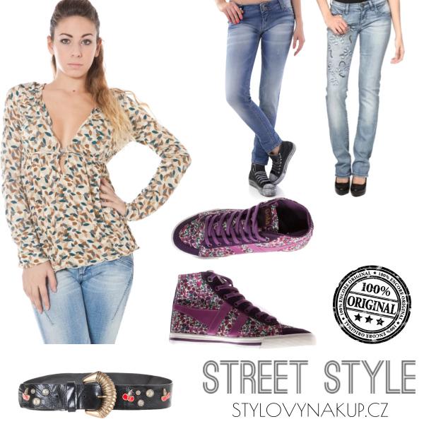 Street Style - Stylovynakup.cz