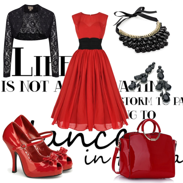 red is super! <3
