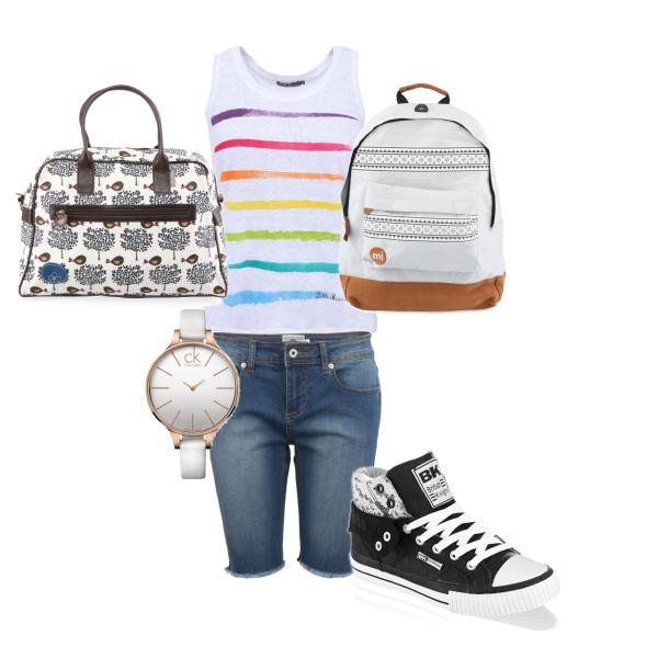 Sportovní outfit :)